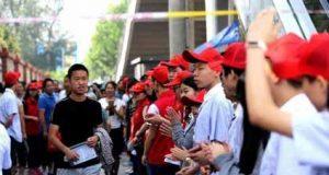 خبر تصویری – آغاز بزرگترین کنکور دنیا در چین