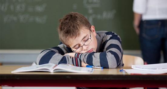 هر دانش آموز چقدر به خواب نیاز دارد؟