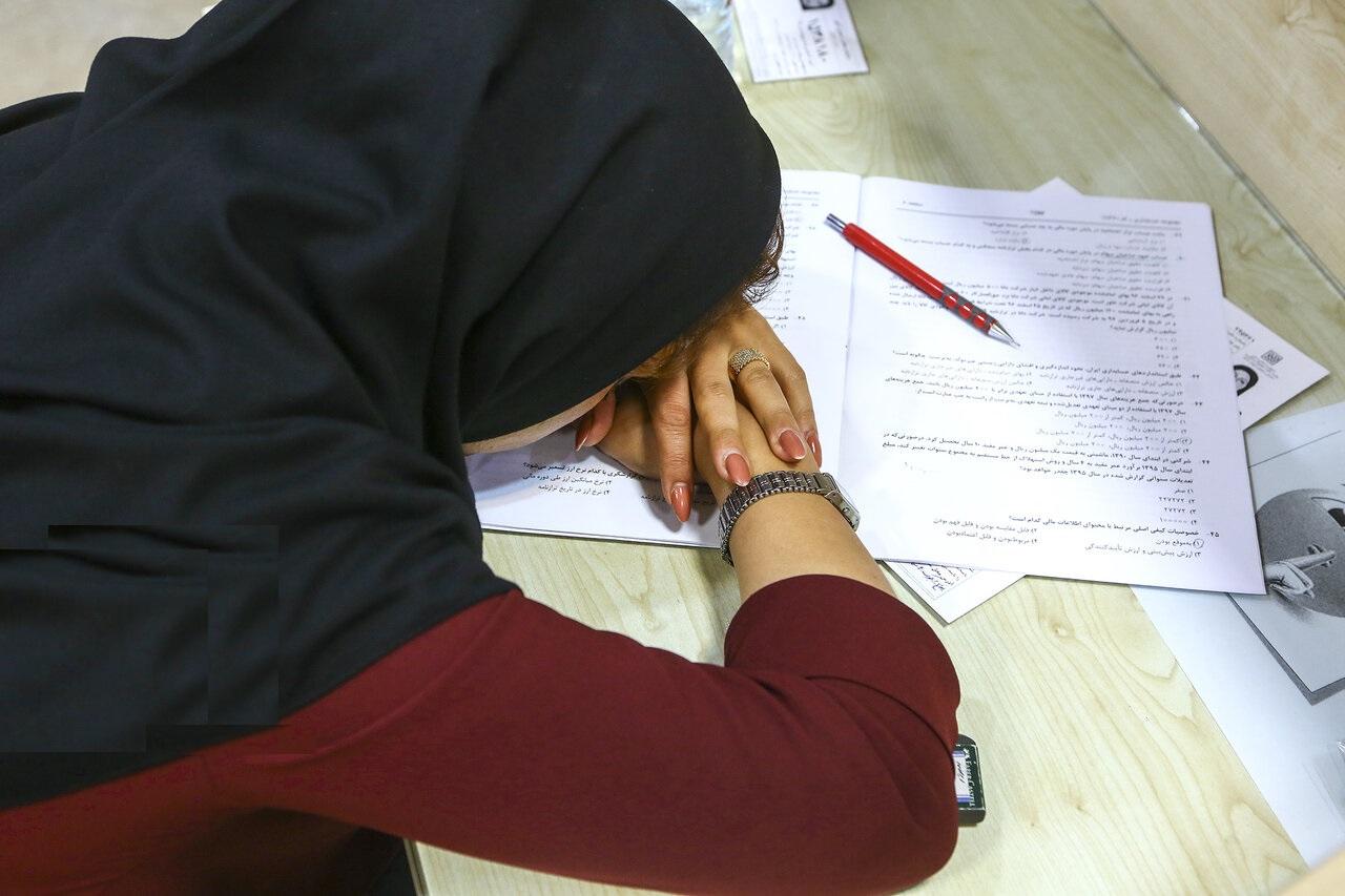 توصیه کوچک استاد احمدی به کنکوری ها