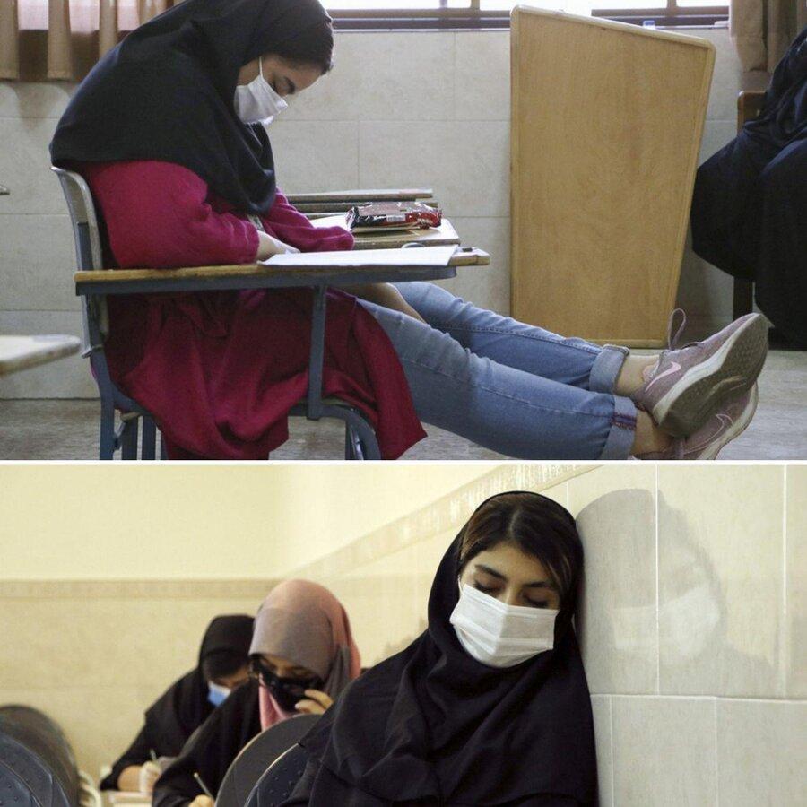 استاد احمدی از روشهای موثر در درمان بیخوابی دانش آموزان میگوید (بخش ششم )